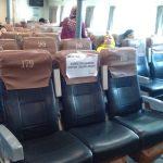 Wajibkan Kartu Vaksin, Penumpang Kapal Cepat Turun Drastis