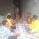 Menyambut Hut ke 57, Partai Golkar Abdya Bantu Warga Kurang Mampu