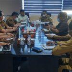Bahas Kelanjutan P3D, Kadis DKP Aceh Terima Kunjungan Bupati Simeulue